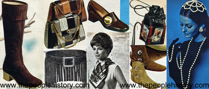Fashion Accessories Examples From 1970