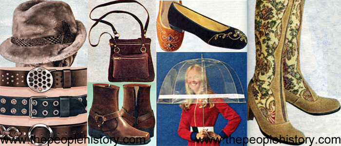 Fashion Accessories Examples From 1971
