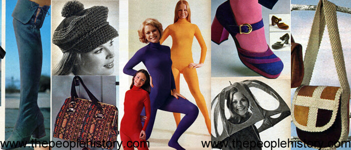 Fashion Accessories Examples From 1972