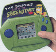 Bart vs. The Space Mutants Handheld Game