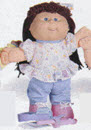 Crimp N' Curl Cabbage Patch Kid