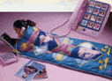 Beverly Hills 90210 40 Winks Slumber Bag and Girl Talk Photo Dialer Telephone