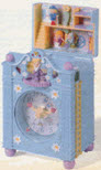 Funtime Polly Pocket Clock