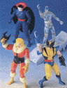 X-Men Action Figure 4-Pack