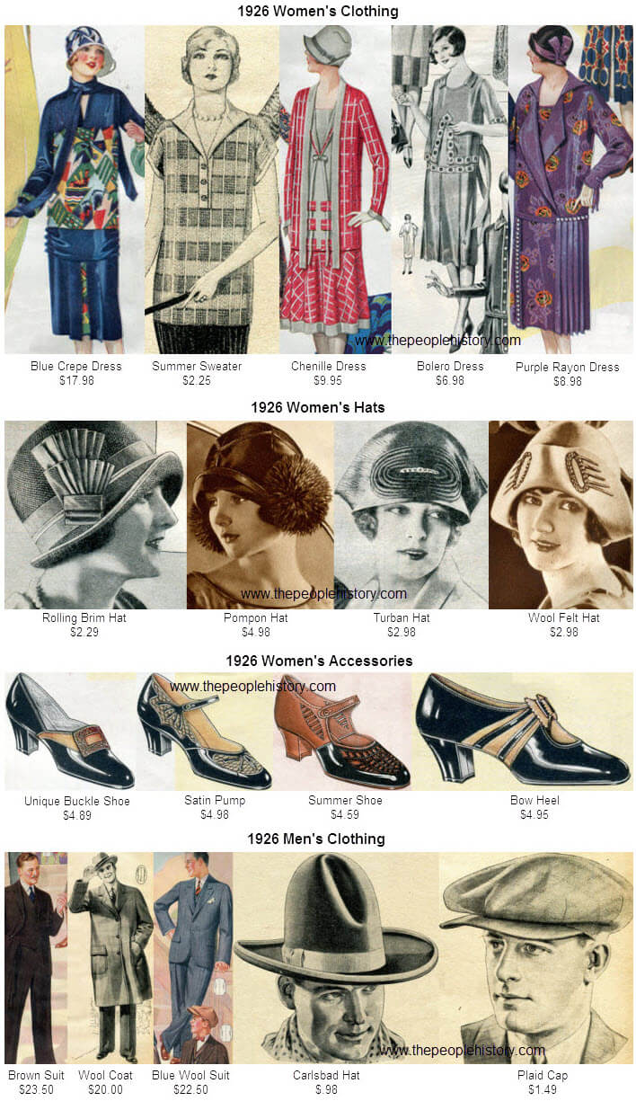 Fashion Clothing Examples