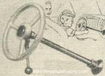 Deluxe Junior Steering Wheel