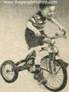 Vintage Deluxe Velocipede