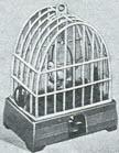 Tweedie Singing Bird in Cage