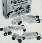 Caterpillar Earthmoving Equipment