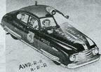 Dick Tracy Siren Squad Car