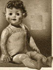 Life-Size Baby Doll