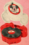 Mickey Mouse Phonograph