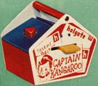 Captain Kangaroo Tasket Basket