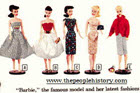 New Exiting Barbie Fashion Dolls Launched in March 1959