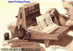 Ideal Printing Press