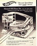 Hot Wheels Car Racing Set