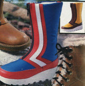 After-Ski Boots 1977
