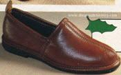 Leather Look Men's Shoe