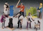 Karate Kid Action Figures