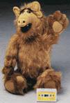 Talking Alf, the Storytelling Alien