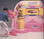 Barbie TV Game Show Set