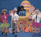 Barbie's Dancetime Shop