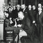 1800s Telephone