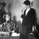1920s Flapper Girl