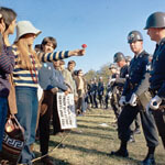 1960s Anti War Protest