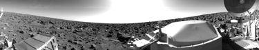 Mars Viking 2 Public Domain Photo