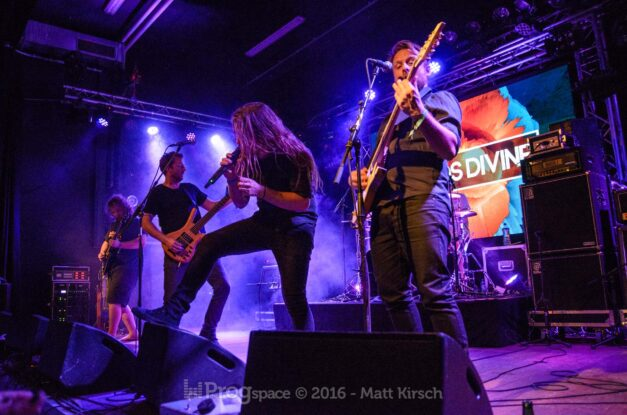 Chaos Divine at ProgPower Europe 2016