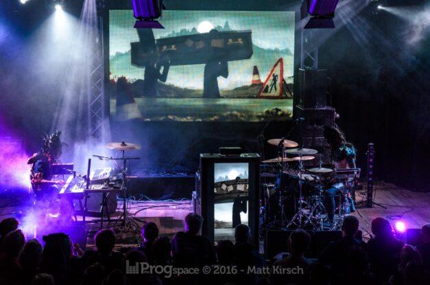 Nordic Giants at ProgPower Europe 2016