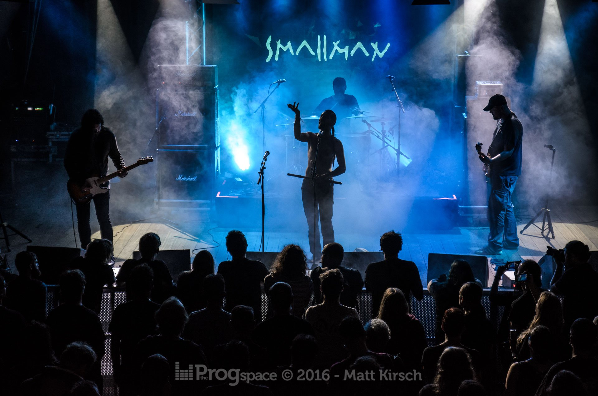 Smallman at ProgPower Europe 2016