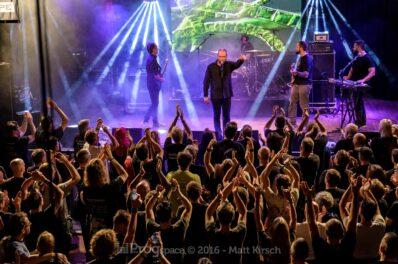 Wolverine at ProgPower Europe 2016