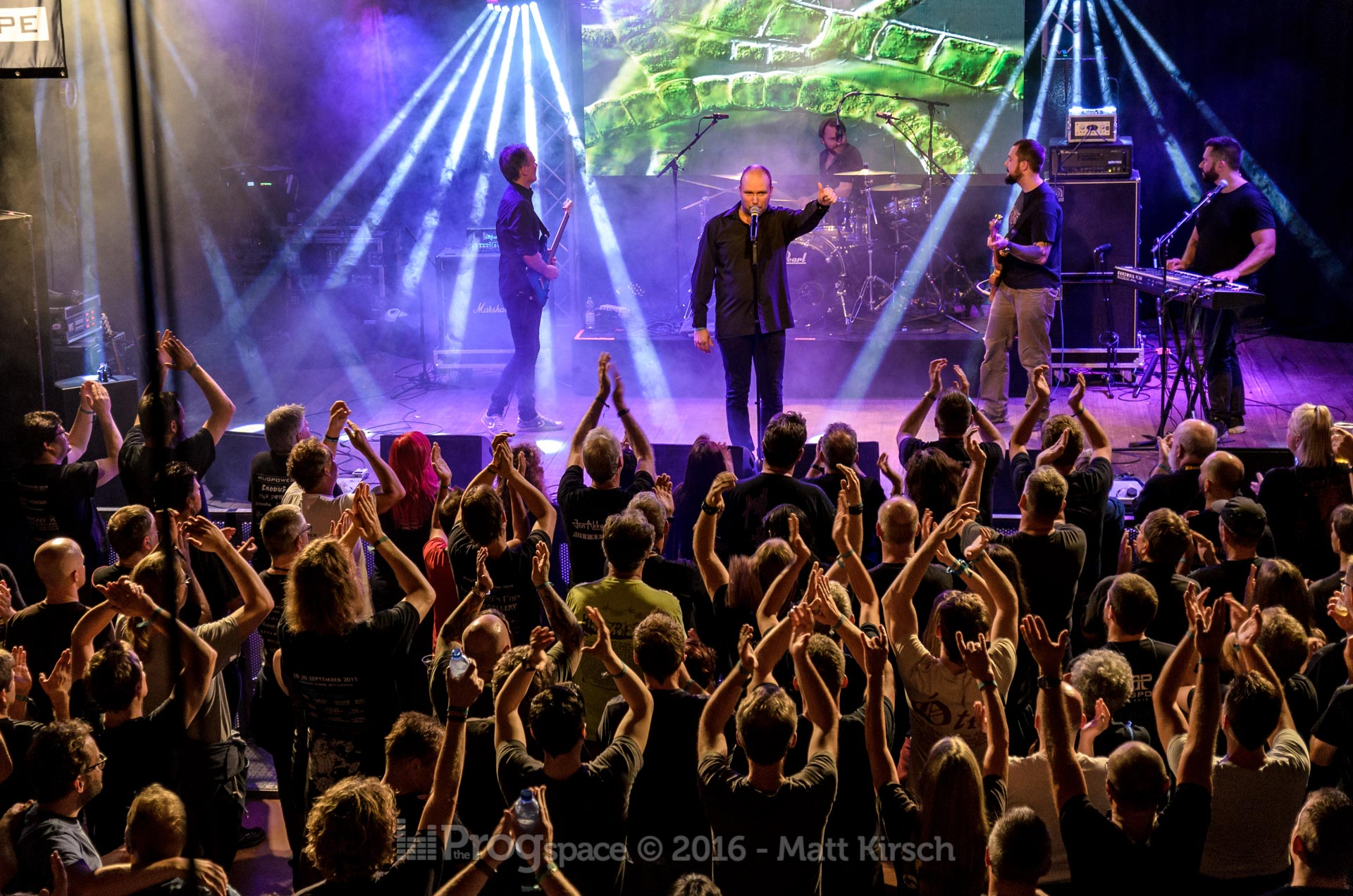 Wolverine at ProgPower Europe 2016