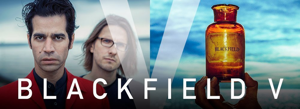 Blackfield - V Banner