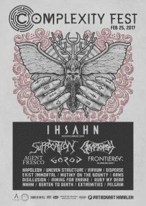 Complexity Fest 2017 Poster