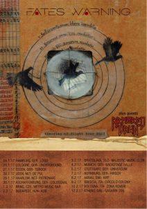 Fates Warning Tour