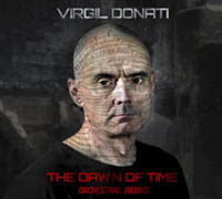 Cover Virgil Donati – The Dawn of Time