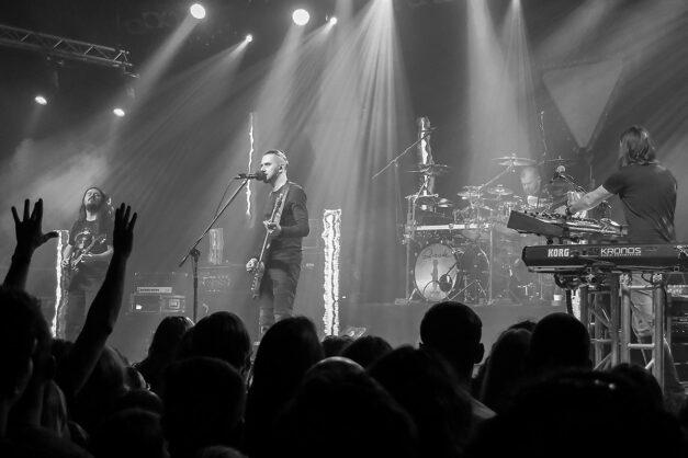 Riverside at Progresja – Warsaw, Poland (February 25th, 2017)