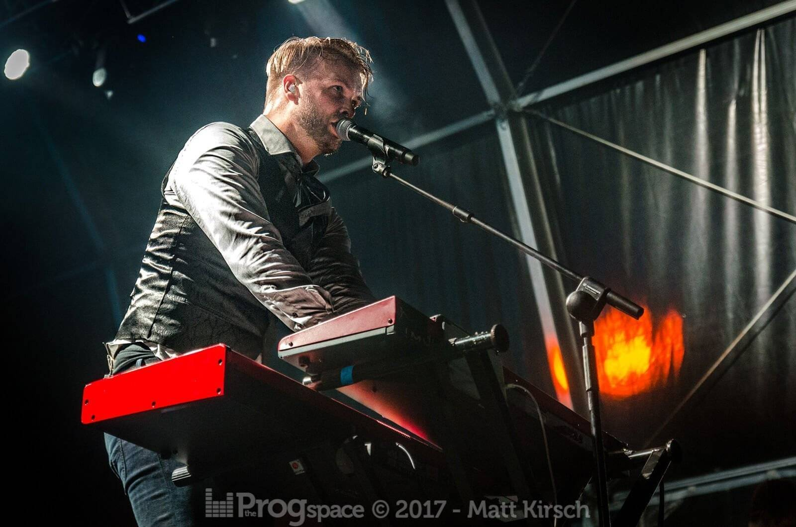 Leprous playing at Be Prog! My Friend 2017