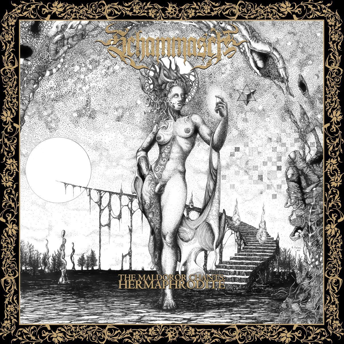 Schammasch – The Maldoror Chants: Hermaphrodite