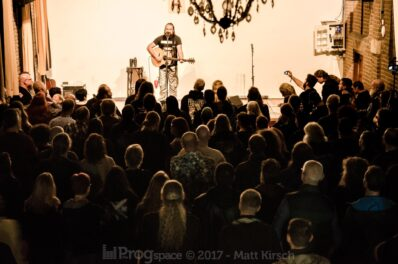 ProgPower Europe 2017: Damian Wilson (Pre-Party)