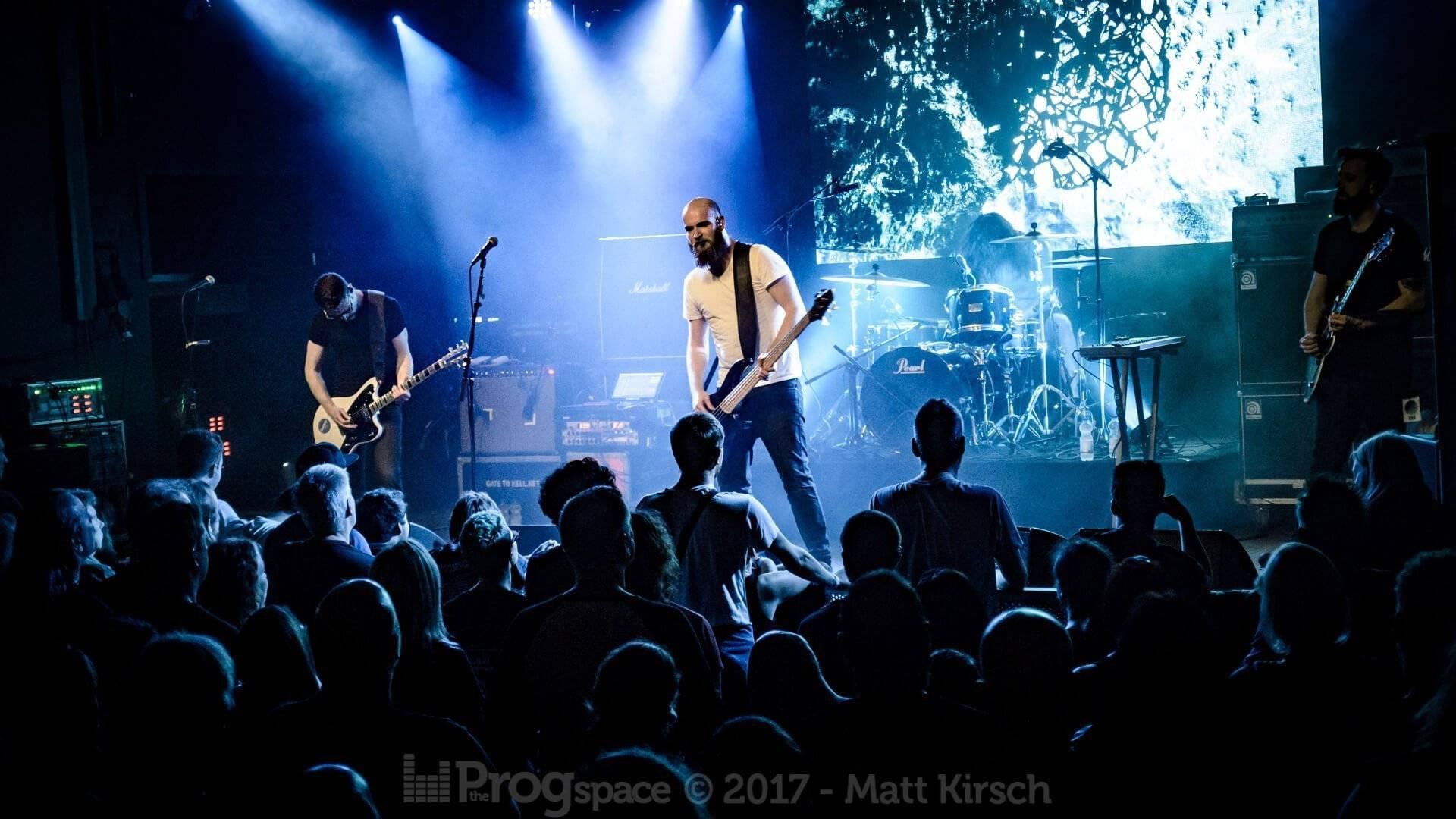Sleepmakeswaves at ProgPower Europe 2017