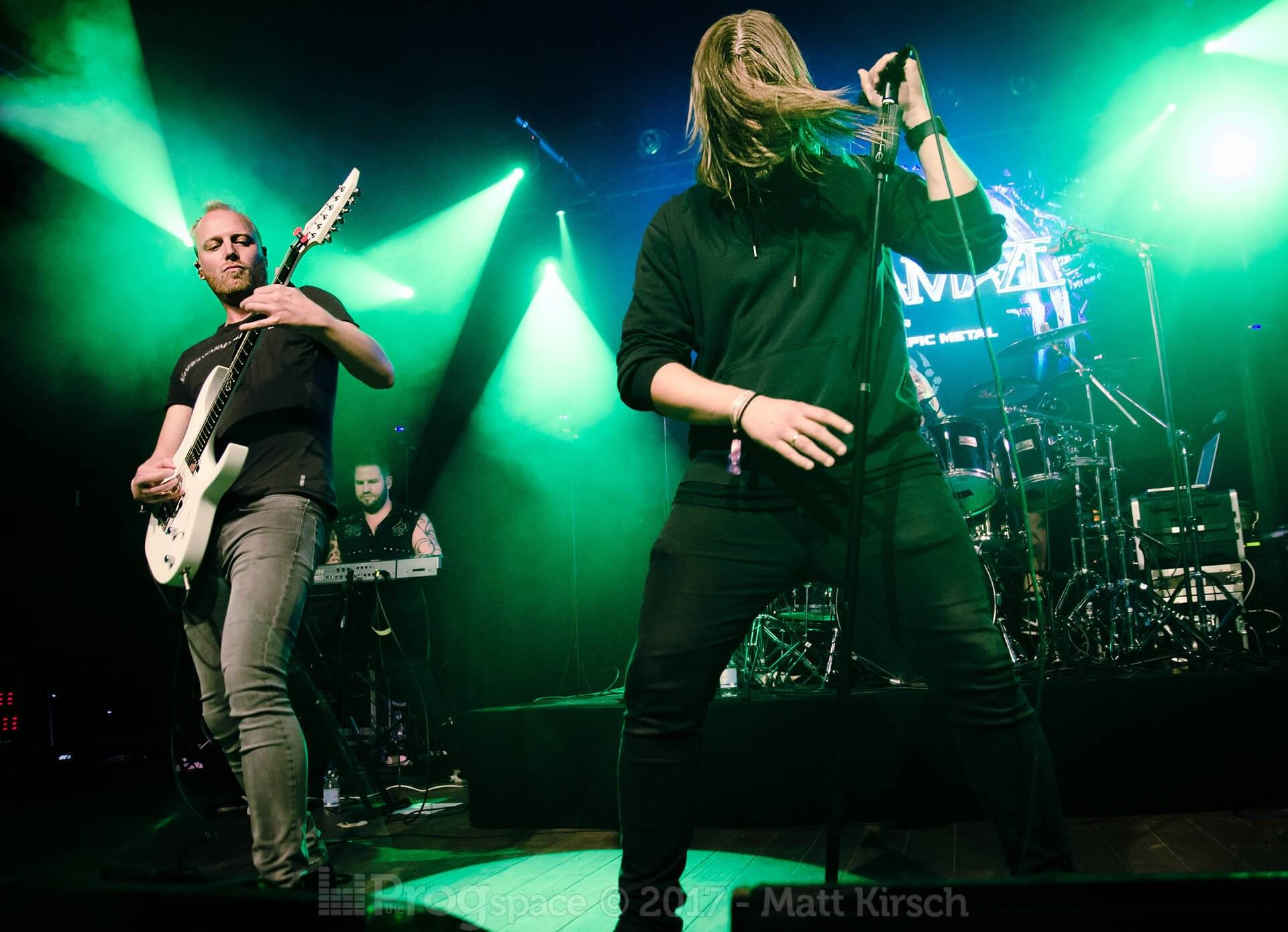 ProgPower Europe 2017: Pyramaze