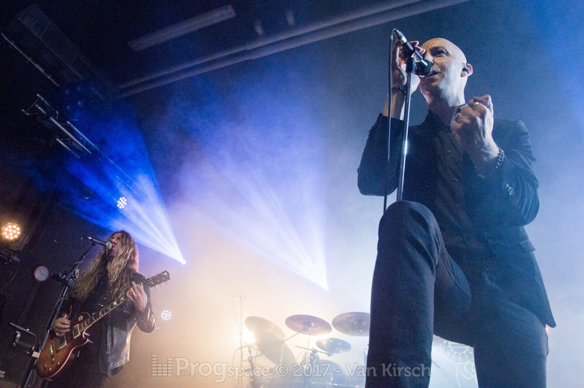 Soen at ProgPower Europe 2017