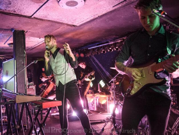 Leprous live in Hamburg, 29 October 2017