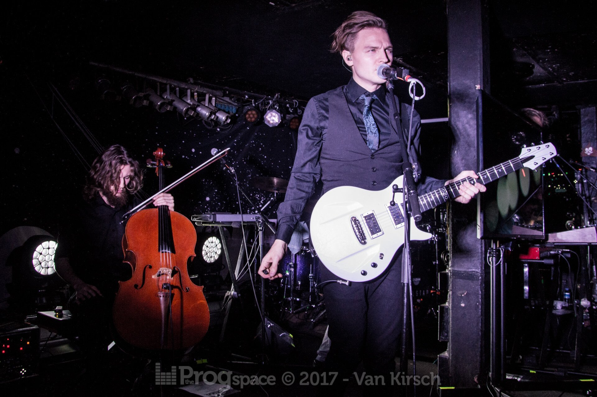 Leprous live in Hamburg