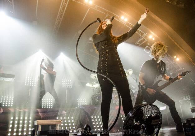 Epica with Vuur and Myrath, Hamburg 13 November 2017