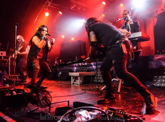 Myrath live in Hamburg 13 November 2017